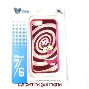 Disney Cheshire Cat iPhone 7/6s Case